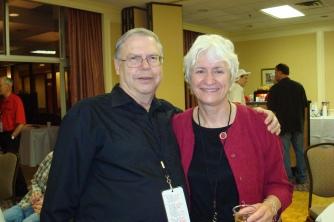 Phil and Joan Caesar