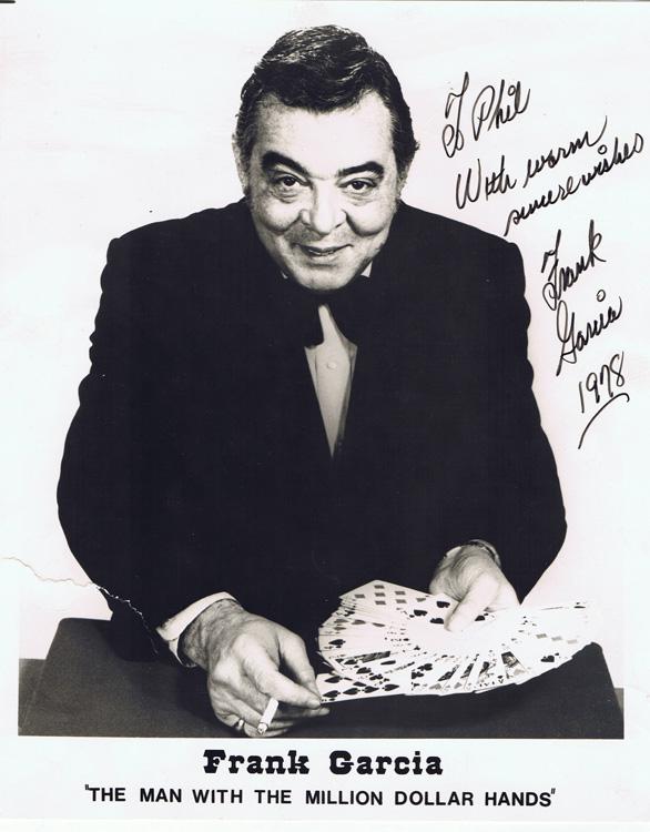 Frank Garcia Net Worth