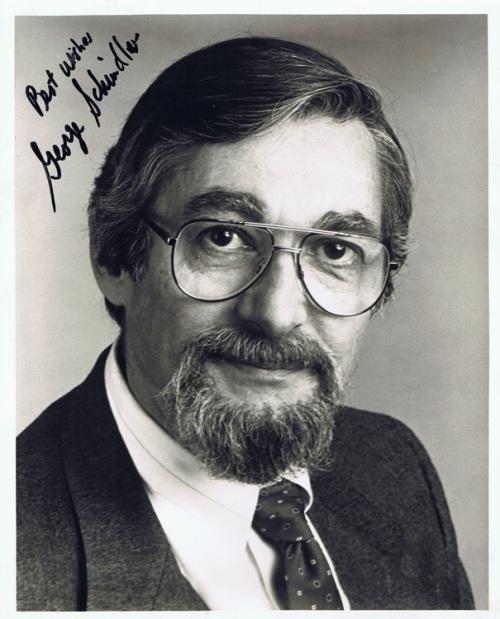 Dean George Schindler