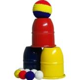 Technicolor cups