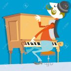 Pianist-comic-cartoons--Stock-Vector-piano-playing
